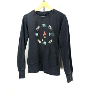 Paul smith graphic sweater size Large